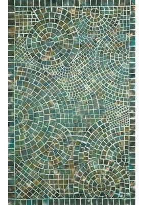 Trans Ocean Arch Tile 325703 Lapis