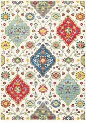 Oriental Weavers 4929W Ivory Multi