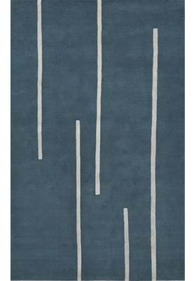 Rugs America 4630B Toronto Blue