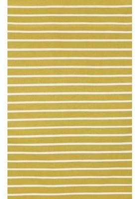 Trans Ocean Pinstripe 630509 Yellow