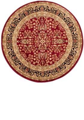 Safavieh LNH-214 A Red Black