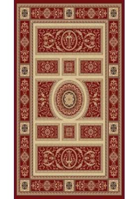 Dynamic Rugs 58021 330 Red