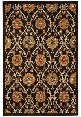 American Rug Craftsmen Barre 90560 Black 90096