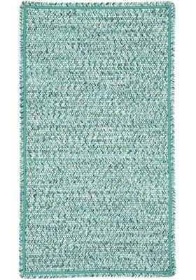 Capel Sea Pottery Blue Cross Sewn Rectangle