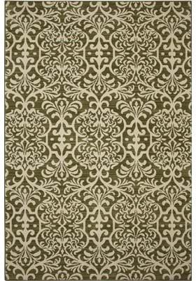 American Rug Craftsmen Watson Scroll 90446 Khaki 65033