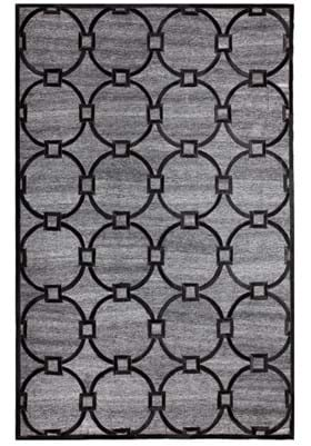 Dynamic Rugs 5936 990 Grey Black