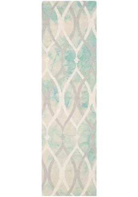 Safavieh DDY534Q Green Ivory Grey