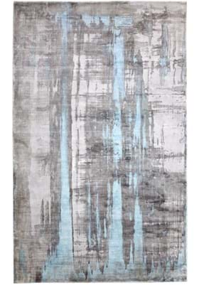 Dynamic Rugs 1602 190 Silver Blue