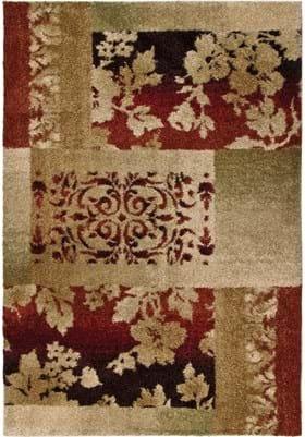 Orian Rugs Ogletree 1616 Rouge
