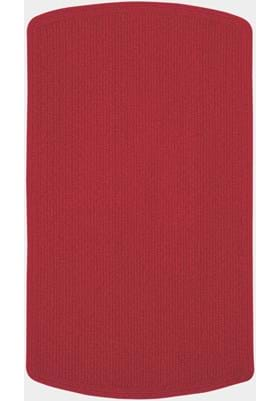 Capel Manteo Dark Red Tailored Rectangle