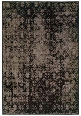 Oriental Weavers 216E Grey Black