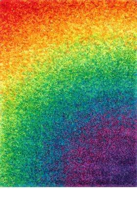 Loloi Rugs BS-01 Rainbow