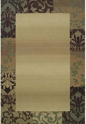 Oriental Weavers 2060Y Beige Green