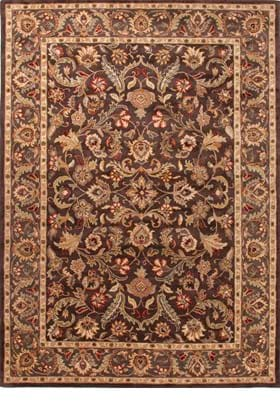 Jaipur Gascony PM39 Dark Brown Mushroom