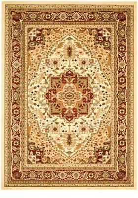 Safavieh LNH-330 A Ivory Red