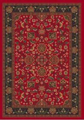 Milliken Abadan 7417 Currant Red 224