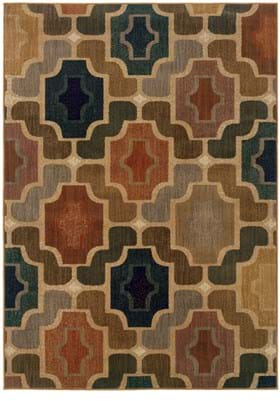 Oriental Weavers 3838 Multi Gold
