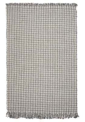 KAS Houndstooth 1342 Ivory Grey
