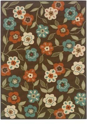 Oriental Weavers 2267D Brown