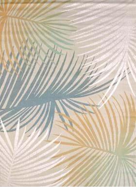 United Weavers 541-50260 Palm Leaves Blue