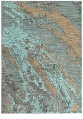 Oriental Weavers 6367A Blue Grey