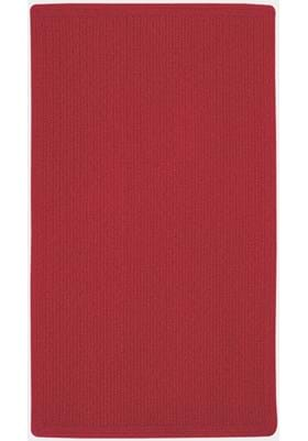 Capel Manteo DarkRed VerticalStripeRectangl