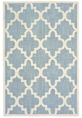 Oriental Weavers 6437J Blue