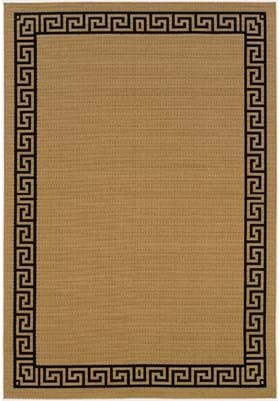 Oriental Weavers 782Y1 Beige Black