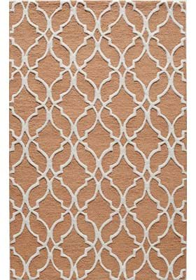 Rugs America 6185A Copper Tones