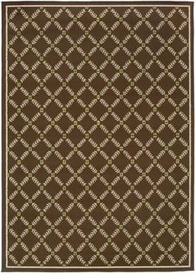 Oriental Weavers 6997N Brown Ivory