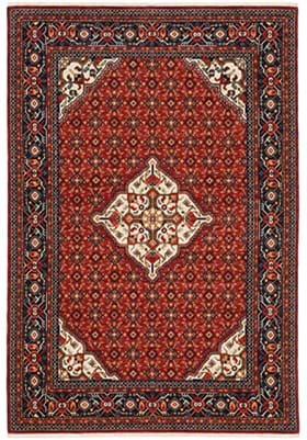 Oriental Weavers 1C Red