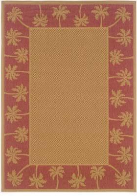 Oriental Weavers 606C8 Rust