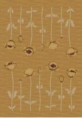 Milliken Poppy 7319 Maize 4300