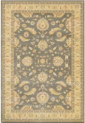 Couristan 6524 Cantata 0490 Sage Grey Multi