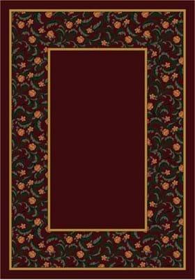 Milliken Latin Rose 8536 Garnet 10006