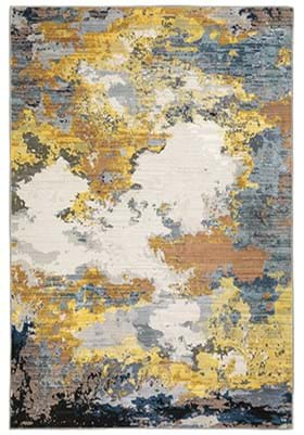 Oriental Weavers 530 V Yellow