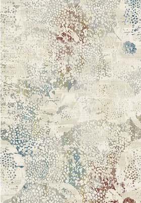 Dynamic Rugs 4446 100 Ivory Grey