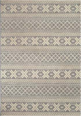Orian Rugs Cablecross 3902 Gray