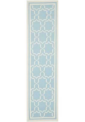 Safavieh DHU545B Light Blue Ivory