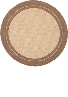 Safavieh CY2109 3001 Natural Brown