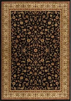 Central Oriental American Sarouk 4341 Black