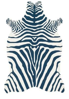 Loloi Rugs ZD-01 Navy White