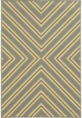 Oriental Weavers 4589P Grey Ivory