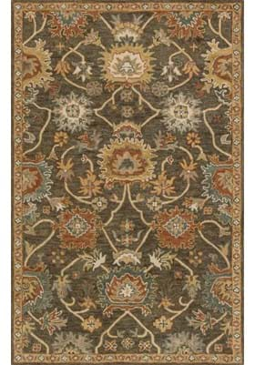 Loloi Rugs UN-01 Charcoal Gold