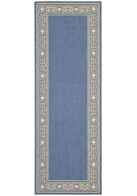 Safavieh CY5143C Blue Beige
