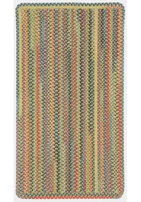 Capel High Rock Gold Vertical Stripe Rectangle