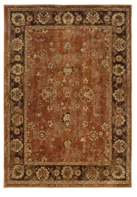 Oriental Weavers 4465E Rust