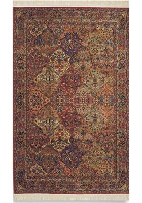 Karastan Multicolor Panel Kirman 717