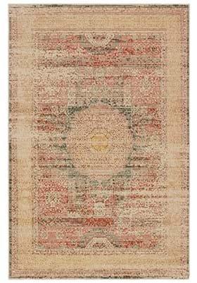 Oriental Weavers 9564 A Ivory Orange