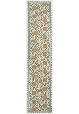 Safavieh HK150A Ivory Blue